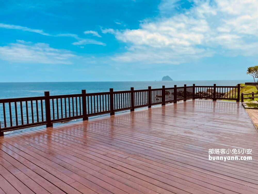 基隆景點》外木山濱海大道,大武崙沙灘踏浪,北部最美海岸步道