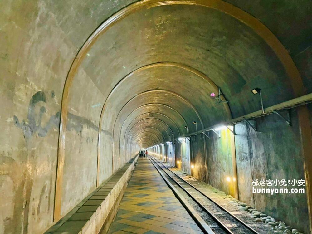 桃園》大溪秘境!舊百吉隧道,神隱少女山洞,漫步森林小徑遊慈湖
