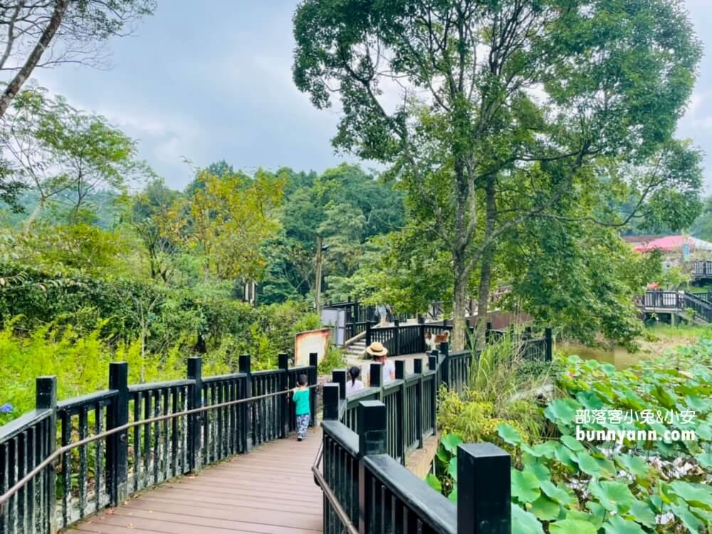 向天湖風景區,環湖步道一圈一小時輕鬆走,賽夏族守護聖地