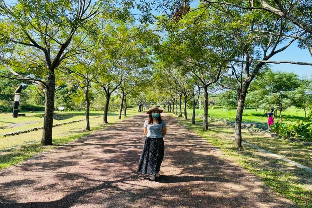 林後四林平地森林園區,免費玩水景點,草地野餐交通&攻略